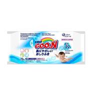 Влажные салфетки Goo.n для чувствительной кожи  70 шт