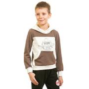 Кофта Skateboard Kids Couture карамель