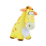 Антистрессовая игрушка Штучки Жираф Жужа желтый