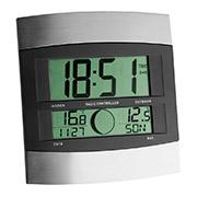 Часы настенные цифровые TFA 981006.IT с внешним датчиком