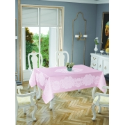 Скатерть Tropik home Royal Pink 5699-4