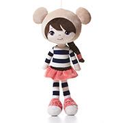 Мягкая игрушка Кукла Надин большая Левеня K394Р