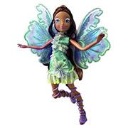 Кукла Mythix Лейла 27 см Winx IW01031405