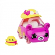 Игровой набор Shopkins Cutie Cars S3 мини-машинка Дама-панама с мини-шопкинсом 57116 6900006491083
