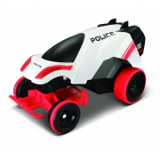 Автомодель на р/у RC Cyklone Twist бело-красный Mаisto Tech AKT-82094 white/red