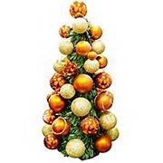 Настольная елка с игрушками Angel Gifts AL501/C003