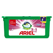 Гель Ariel Автомат Touch of Lenor Fresh в растворимых капсулах 30х28,8г