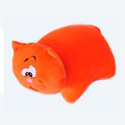Подушка-игрушка трансформер Штучки Котик