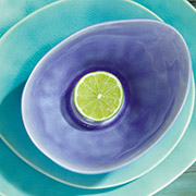Салатник a La Plage Asa Selection синий