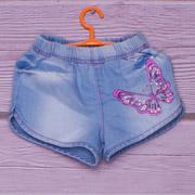 Шорты джинсовые для девочки Gloria Jeans 84835