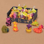 Игровой набор для игры в ванной трио брызгунчиков Battat