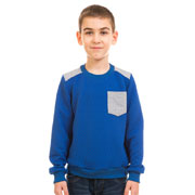 Кофта Карман Kids Couture 17-225 электрик