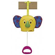 Игрушки для мадышей Музыкальный слоник для коляски Ks Kids 10504