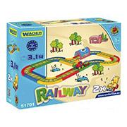 Железная дорога 3,1 м Kid Cars Wader 51701