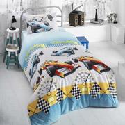Подростковое постельное белье Eponj Ralli mint