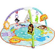 Развивающий коврик Зоопарк Joy Toy 7182