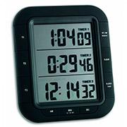Таймер цифровой TFA Triple Time XL 382023