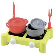 Игровой набор плита и посуда Ecoiffier