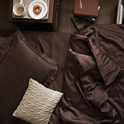 Постельное белье Sleeper Set Dark Chocolate сатин
