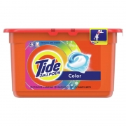 Капсулы Tide Color 12 шт Автомат