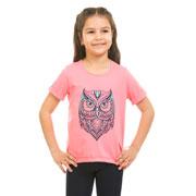 Футболка для девочки Kids Couture 17-233а розовая