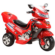 Электромобиль-мотоцикл Bambi F928