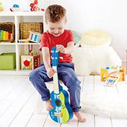 Детская гитара Hape AKT-E0317 для мальчика
