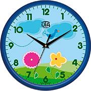 Настенные часы в детскую Юта Классика 01BL46