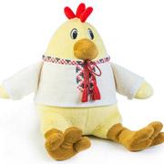Цыпленок в вышиванке Тигрес ПІ-0009