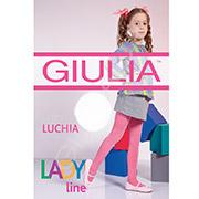 Колготки белые однотонные теплые 150 den Luchia Giulia Bianco