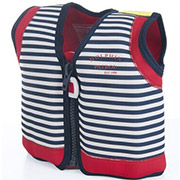 Плавательный жилет Konfidence Original Jacket Blue Stripe M 4-5 г KJ15-C-05 - Фото №2
