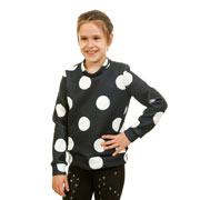 Кофта Kids Couture темно-синяя