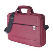 Сумка для ноутбука Tucano Loop Slim Bag PC 15 Burgundy BSLOOP15-BX