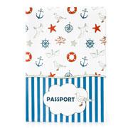 Обложка для паспорта ZIZ Морская ZIZ-10059