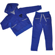 Спортивный костюм Малыш Овен 13К-113 синий