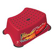 Детская подставка Машинки Prima-baby красная