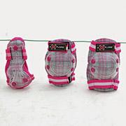 Защита Explore Cooper Серо-розовая