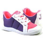 Кроссовки подростковые 170/168-495 розово-фиолетовые