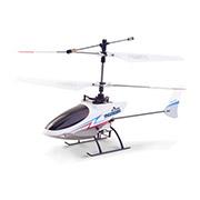 Вертолёт 4-к микро радиоуправляемый 2.4GHz Xieda 9998 соосный Great Wall Toys белый