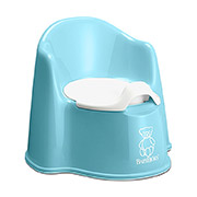 Горшок Baby Bjorn Potty Chair Бирюзовый