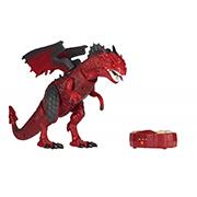 Динозавр Same Toy Dinosaur Planet Дракон красный со светом и звуком