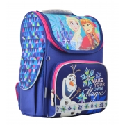 Рюкзак каркасный 1 Вересня H-11 Frozen blue 33,5x26x13,5 см 555158