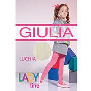 Колготки бежевые однотонные теплые 150 den Luchia Giulia Panna