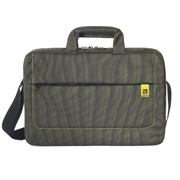 Сумка для ноутбука Tucano Loop Slim Bag PC 15 Green BSLOOP15-V