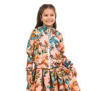 Кофта Совы Kids Couture персиковая
