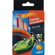Мелки цветные Hot Wheels Kite HW15-075K
