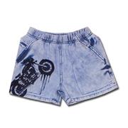 Шорты джинсовые для мальчика Gloria Jeans 38887