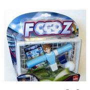 Набор для игры в футбол Foooz 30425-GL голубой