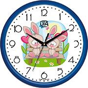 Настенные часы в детскую Юта Классика 01BL47