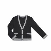 Кардиган для мальчика Panda ПА-00830-11 черный